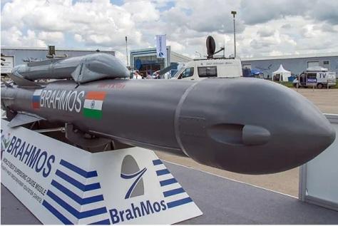 India pamerkan purwarupa rudal jelajah BrahMos-NG generasi baru dalam pameran Aero India