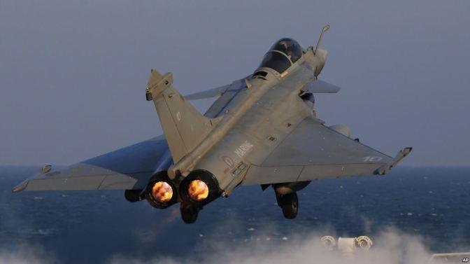 Qatar Mulai Terima Beberapa Jet Tempur Rafale