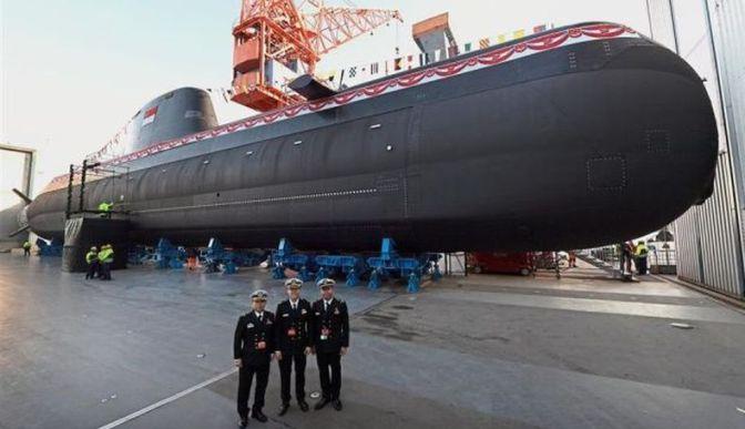 Singapura Beli Empat Kapal Selam Jerman