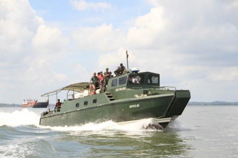 KMC Komando milik Kodam VI Mulawarman (Prokal)