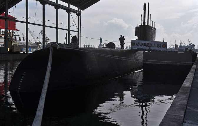 Peluncuran Kapal Selam Kelas Nagapasa Ketiga di Indonesia Tertunda Karena Pendangkalan