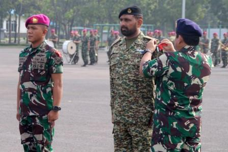 Latihan Bersama Indonesia – Pakistan Marine Exercise 2019