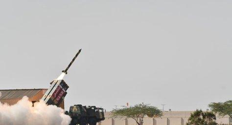 Nasr missile (Sputnik)