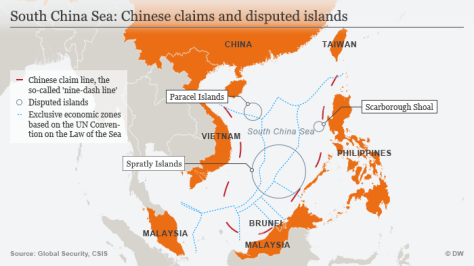 Nine Dash Line (DW)