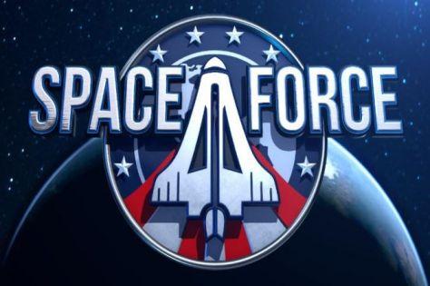 Presiden AS Donald Trump menandatangani sebuah memorandum yang salah satu isinya komando luar angkasa yang disebut space command (MGN)