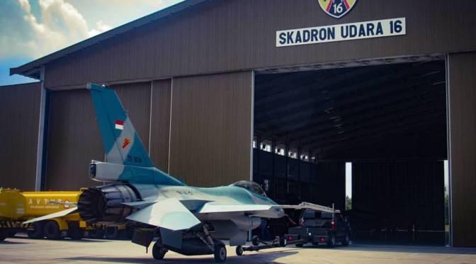 TNI AU Berencana Tempatkan Pesawat Tempur di Kabupaten Berau