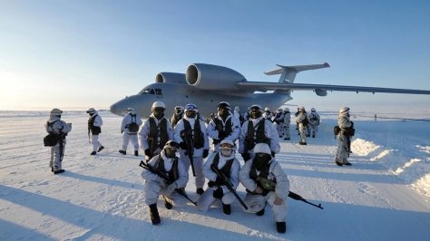 Russia's Massive Military Exercise in the Arctic Is Utterly Baffling (VICE)