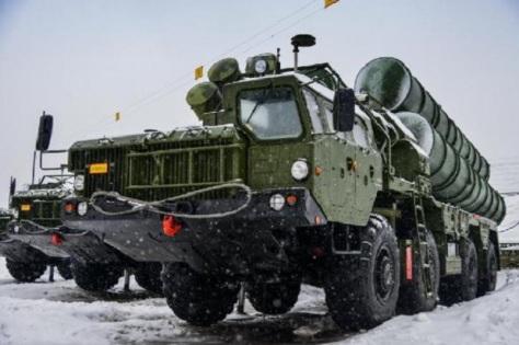 S-400 Triumf Rusia. (Pravda)