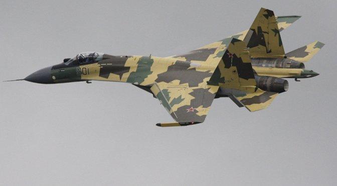 Pembelian Pesawat Tempur Su-35 Tak Berjalan Lancar, Ini Alasannya