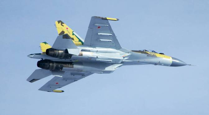 Pembelian Jet Tempur Su-35 Dijadwal Ulang