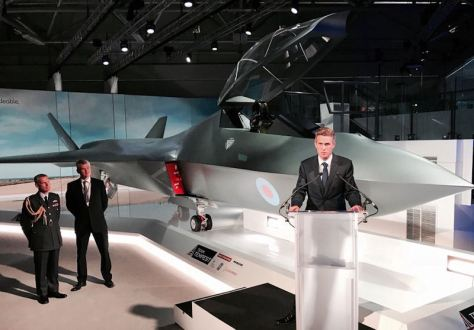 Tempest new fighter jet (Global Security)