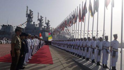 TNI AL Kirimkan Pasukan Khusus dalam Multinasional Exercise Aman 2019