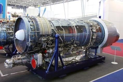 AL-31F engine for Su-27 fighter (Censor) 1