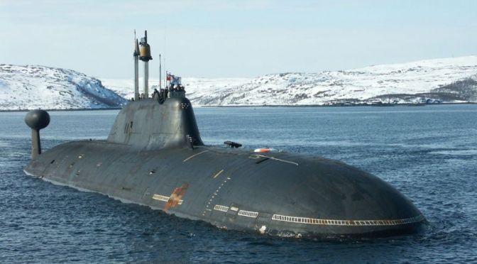 India Sewa Kapal Selam Nuklir Rusia Senilai Rp 42 Triliun