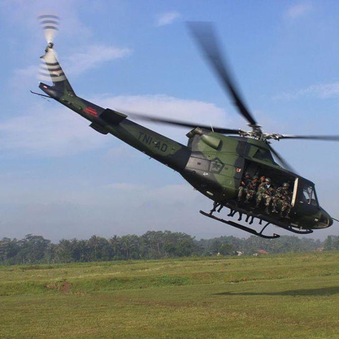 Prajurit TNI Gugur dalam Kontak Tembak dengan KKSB