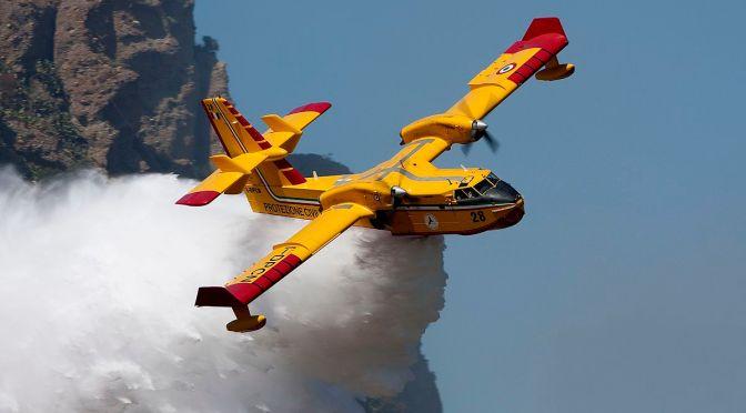 KSAU Pastikan Pembelian Enam Unit Pesawat CL-415