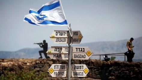 Dataran Tinggi Golan memiliki nilai politis dan strategis yang melampaui luas wilayahnya. (Reuters)