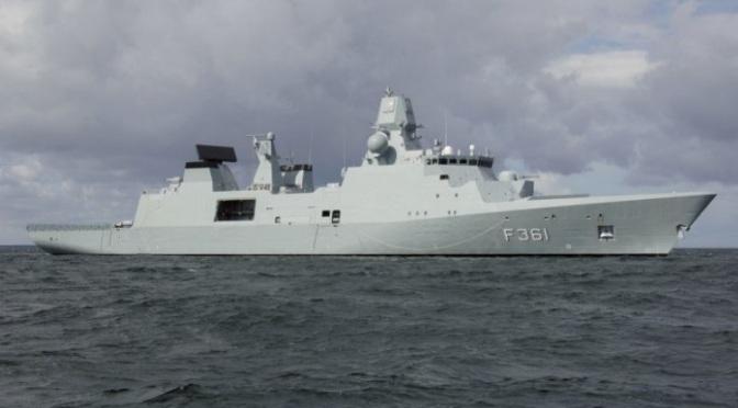 Indonesia Condong ke Kelas Iver Huitfeldt dalam Memenuhi Kebutuhan Fregat TNI AL