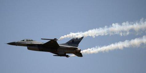 F-16 Pakistan. ©AFP