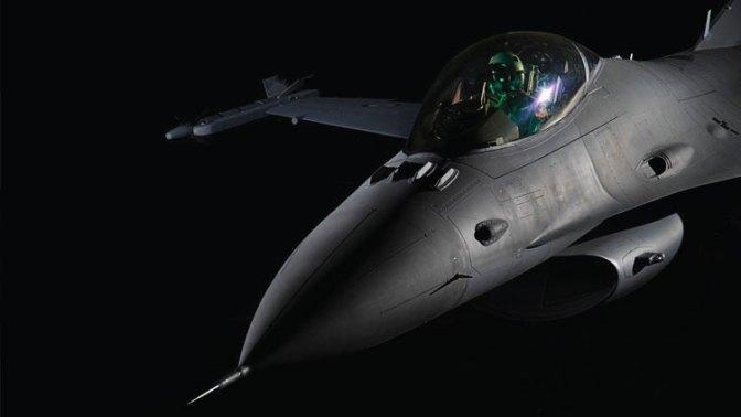Taiwan Akan Beli 66 Jet Tempur F-16