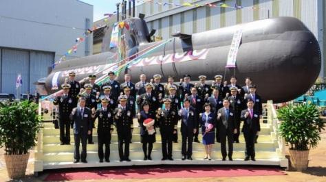 kapal selam kks 2 (tipe 214) ROKN