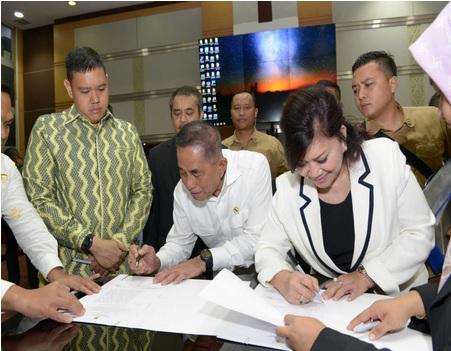 Kemhan dan DPR Rapat RUU tentang Pengesahan Persetujuan Bidang Pertahanan Indonesia-Rusia