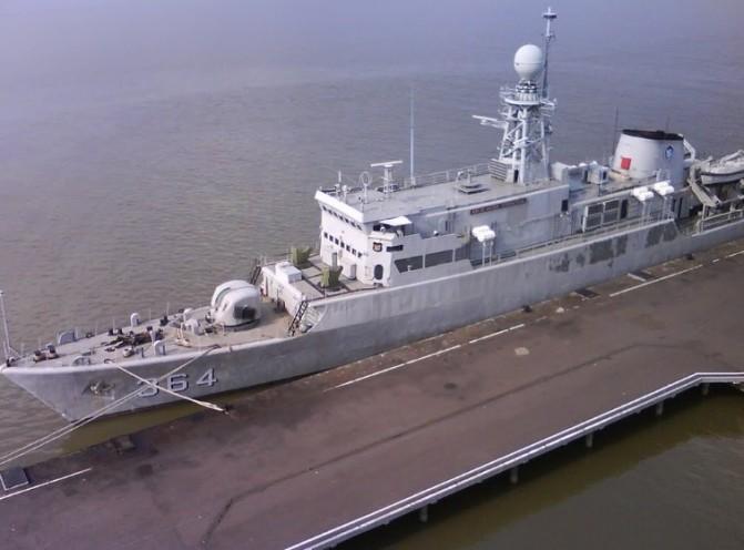 Pemerintah Kota Pariaman Minta Hibah Kapal Perang yang Sudah Tak Terpakai