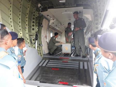 Latihan Pengoperasian Ranjau TNI AL