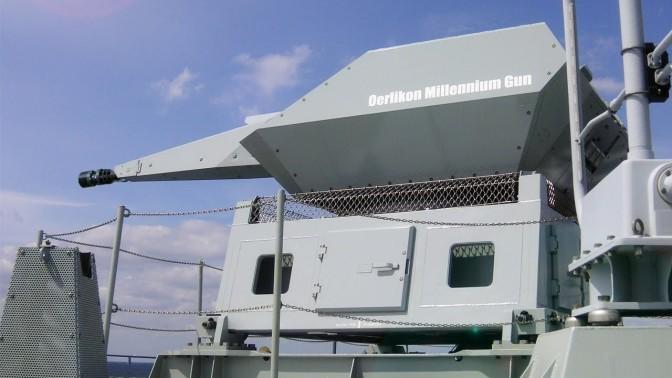 Indonesia Mulai Pasang Millenium Gun dan VL MICA pada Frigat Martadinata