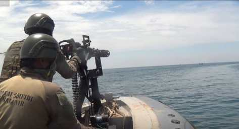 Prajurit Batalyon Intai Amfibi 1 Marinir (Yontaifib 1 Mar) 1