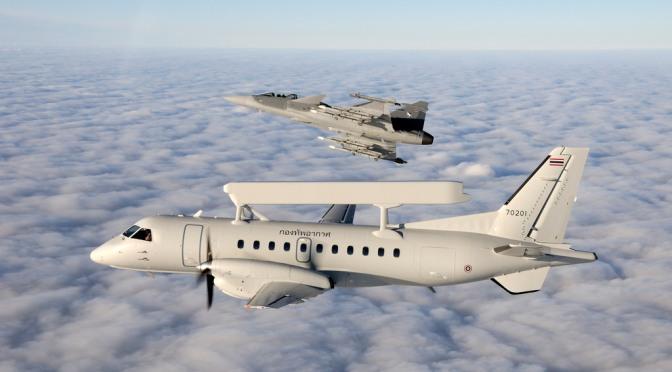 Tiga Pabrikan Besar Pesawat Masuk Daftar Calon Pemasok AWACS TNI AU