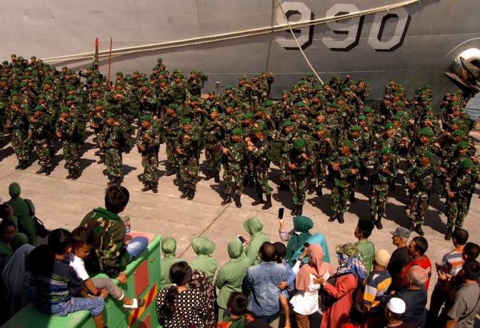 Amankan Nduga, TNI Kirim 600 Personel Tambahan