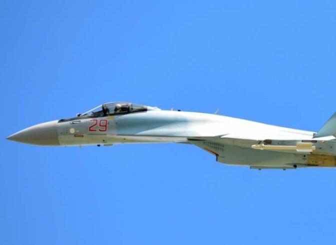 Mesir Akusisi Jet Tempur Su-35