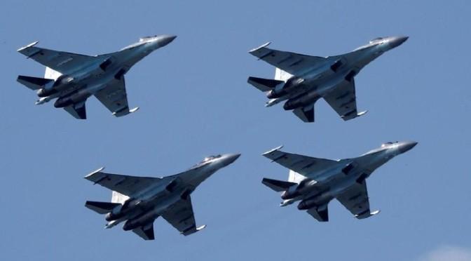 Kemendag Upayakan Imbal Dagang Jet Tempur Su-35 Rampung Tahun Ini