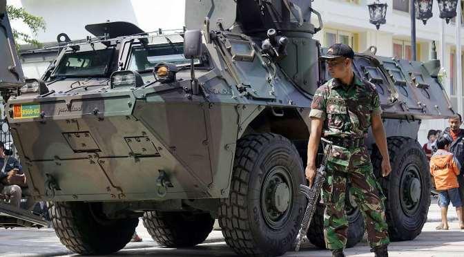 Tak Mau Bergantung dengan Perancis, PT Pindad Cari Mesin Baru untuk Panser Anoa
