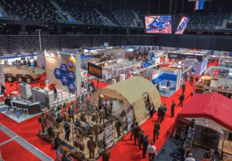 ASDA - International Exhibition of Arms and Military Equipment at Spaladium Arena (Total Croatia News)
