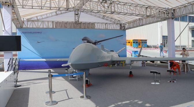 PT Garuda Indonesia Akan Akusisi UAV BZK-005