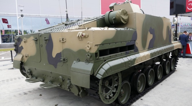 Spesifikasi BT-3F yang Diakusisi Indonesia