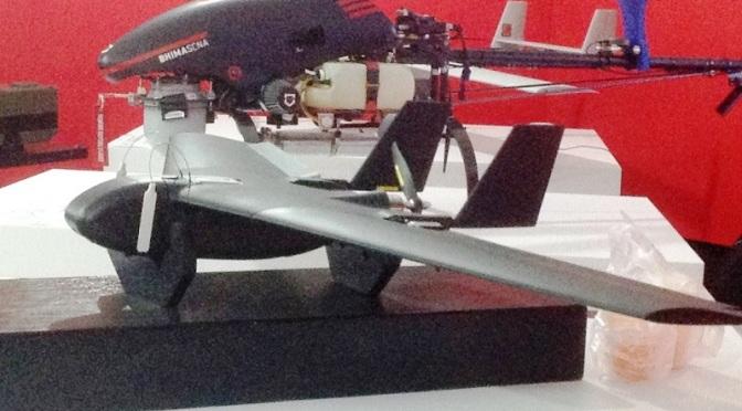 Menhan Berikan Bantuan Sea Reader dan Tactical Drone Untuk Marinir