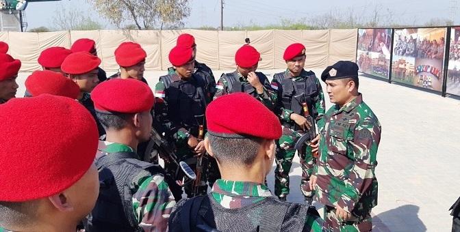 Elang Strike 2019, Latihan Bersama TNI AD dengan AD Pakistan