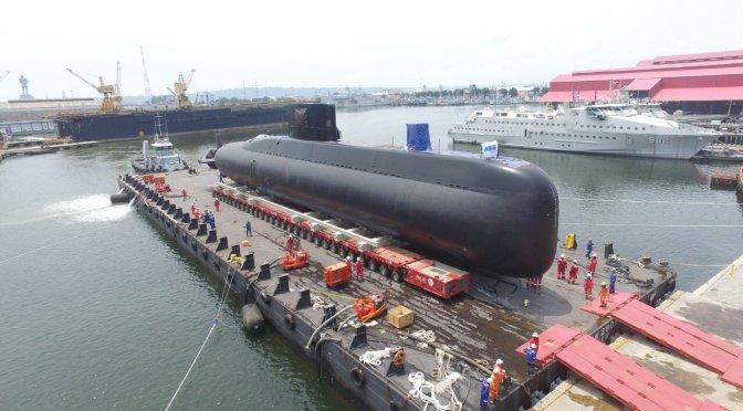 Progres Pembangunan Kapal Selam dan Medium Tank yang Dikerjakan di Dalam Negeri