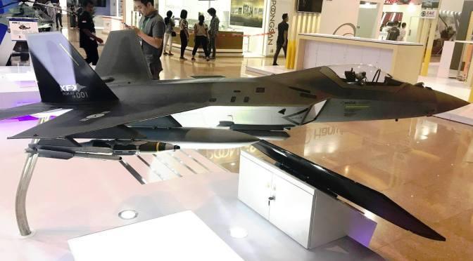 Permintaan Indonesia untuk Menurunkan 'Sharing' Program Jet Tempur KF-X/ IF-X dari 20 Persen ke 15 Persen