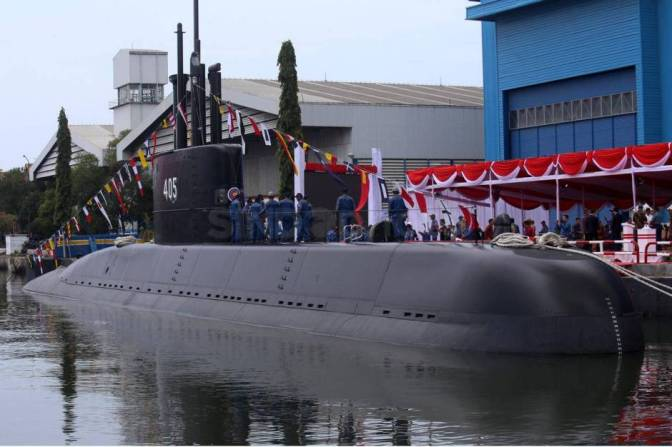 85 Persen Biaya Pembangunan Kapal Selam Berasal dari Dana Pinjaman