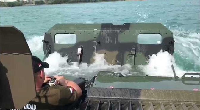 Kemenhan RI Pesan Tank Harimau dan Panser Cobra ke PT Pindad