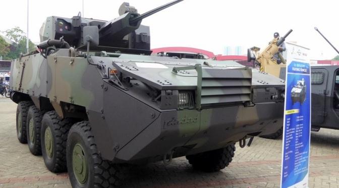 Pindad Akan Tampilkan Tiga Ranpur Terbaru HUT TNI