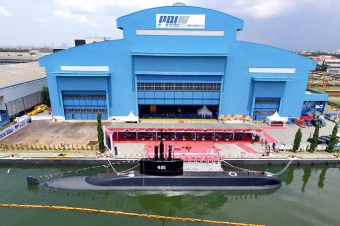 Idealnya Indonesia Punya 12 Armada Kapal Selam