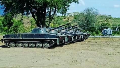 PT-76 Marinir 1E