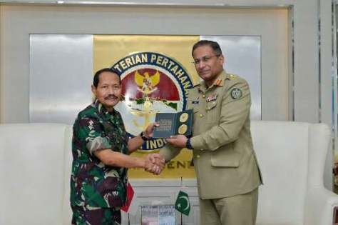 Rektor Unhan Letjen TNI Dr. Tri Legionosuko, S.IP., M.A,