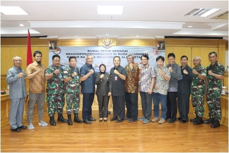 Seminar pengembangan Rudal Petir tahap III – IV TA. 2019