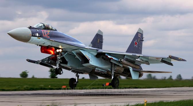 Pengadaan Su-35 Indonesia Terhenti Karena Pemilihan Umum